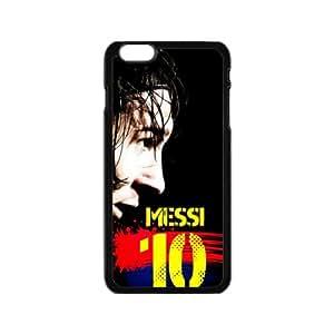 "DIY Cover for iPhone 6 4.7"" Hard Plastic Case Barcelona F.C Lionel Messi"