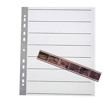 Pixel Peeper - Clasificadora de plástico para negativos de 35 mm (25 unidades): Amazon.es: Electrónica