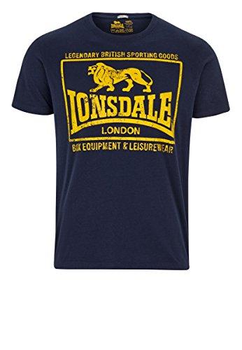 Lonsdale London Uomo Maglieria / T-shirt Hounslow