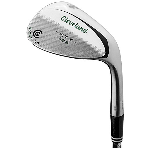 Cleveland Golf Tour Satin Custom Wedge Traction, Carbon Green by Cleveland Golf