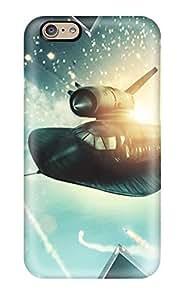 New X Men First Class Fighter Jet Tpu Case Cover, Anti-scratch CaseyKBrown Phone Case For Iphone 6