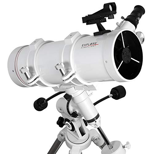 EXPLORE FIRSTLIGHT Telescope- 114mm White Tube Newtonian for sale  Delivered anywhere in USA