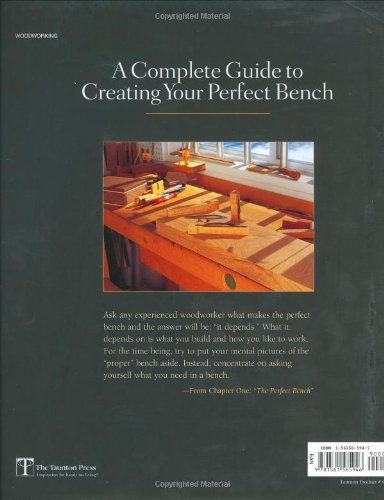 The Workbench: A Complete Guide to Creating Your Perfect Bench by Taunton Press (Image #2)