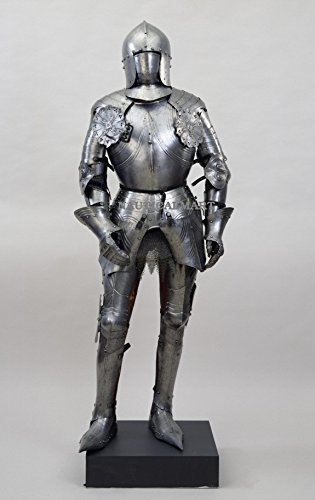Gothic suit of Armour , full suit of Armor wearable costume