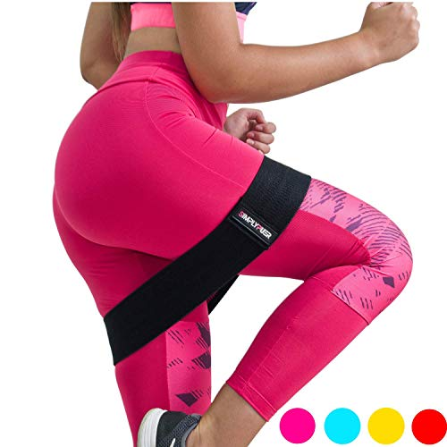 SimplyPuer Super Strong Booty Band Durable Thick Breathable Fabric Non