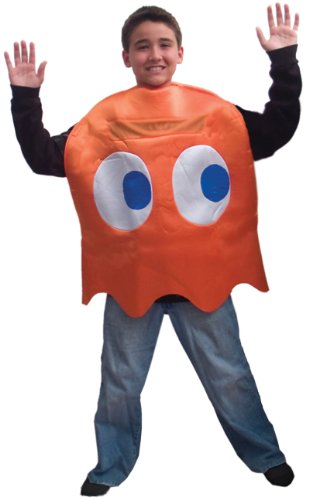 Pac-Man Clyde Deluxe Kids Costume ()