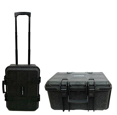 Bulletproof Camera (Bulletproof Cases All Weather Waterproof Drone Case for DJI Phantom 4 & Accessories)