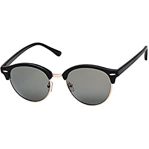 Blue Planet Eyewear Taylor Sunglasses - Women's Dark Grey Tortoise/Silver, One Size