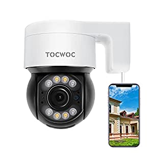 5MP Security Camera Outdoor, 2560×1920...