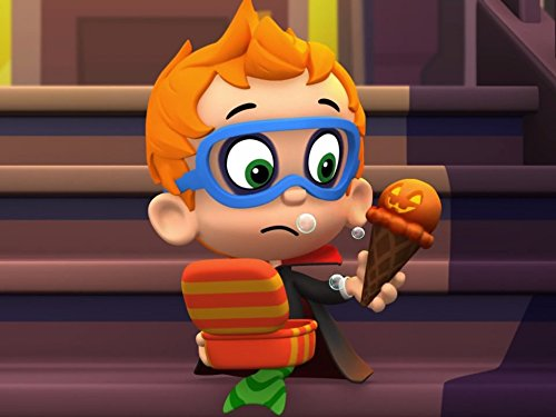 Halloween Bubble Guppies (Trick-or-Treat, Mr. Grumpfish!)