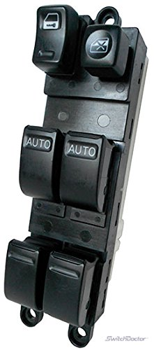 Window Switch Altima (Fits Nissan Altima Window Master Control Switch 2005-2006 OEM 25401-8J100)