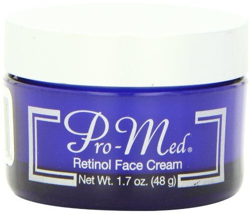 Pro-Med Retinol Anti-Aging Face Cream, 1.7 Ounce