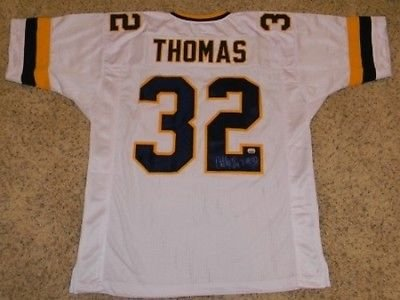 Anthony-A-Train-Thomas-Autographed-Signed-Michigan-Wolverines-32-Jersey-authenticated-by-Mounted-Memories