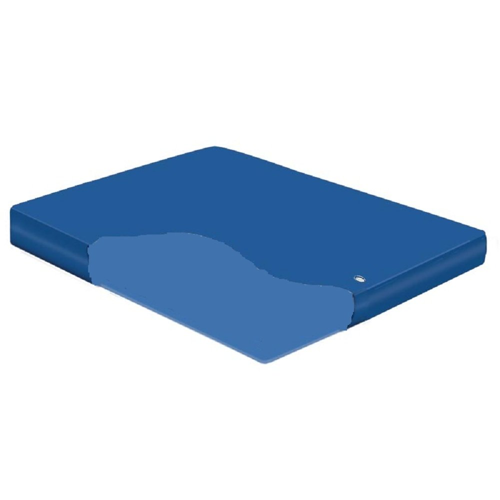 Boyd's 4'' SHALLOW FILL FREE FLOW SOFTSIDE WATERBED REPLACEMENT BLADDER (King 76x80 Sontaire Freeflow)