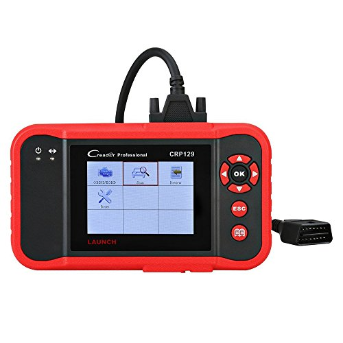Launch CRP129 Scanner Service Diagnostic