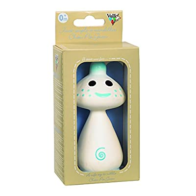 Vulli Chan Pie Gnon Soft Natural Rubber Teether - Comes In Gift Boxes : Baby Teether Toys : Baby