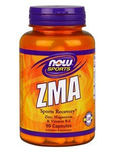 ZMA 800mg Now Foods 90 Capsule