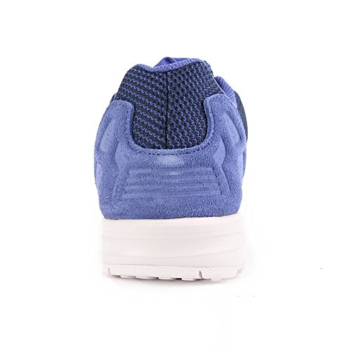 adidas Unisex-Erwachsene ZX Flux Weave Gymnastikschuhe Violett