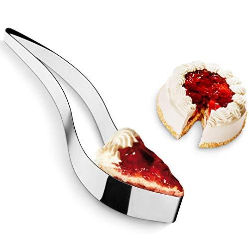 The MasDus | Best Cake Server | Pie Server | Cake Cutter | Cake cutter and Server Stainless Steel | Cake Slicer | Cake Lifter