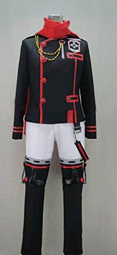 FOCUS-COSTUME D.Gray-man Lavi Bookman Cosplay Costume (D Gray Man Lavi Cosplay Costumes)