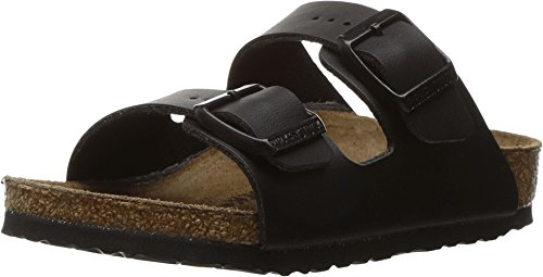 Birkenstock Arizona Birko-Flo Black Sandals - 26 M EU / 8-8.5 M US Toddler