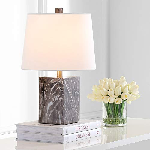Safavieh TBL4132A Lighting Collection Brett Brown 20-inch Table Lamp H
