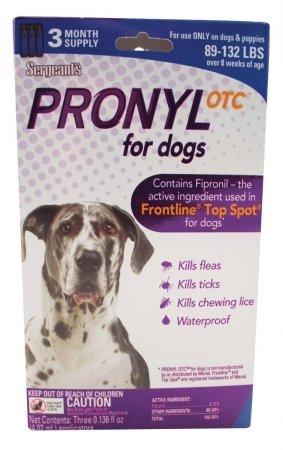 Amazon.com: Sargento S Pet Productos P – pronyl OTC para ...