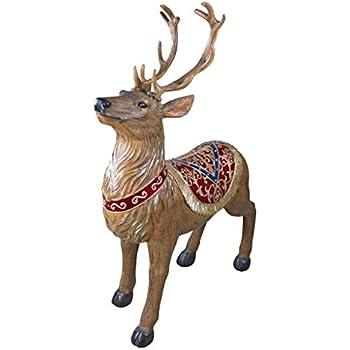 Amazon.com : Christmas Decorations - Santa 's Christmas ...