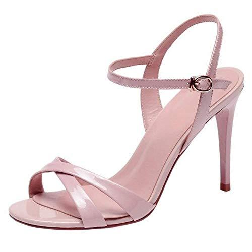 Sandalias Mujer Tacón Alto Para Moda Hhgold De 7Aa0wq0R