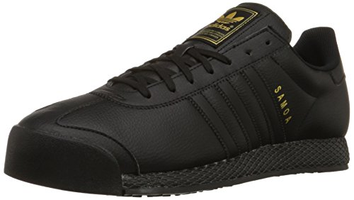 Men's Gold adidas Retro 4 Black US M Samoa Black Sneaker Originals 5a00wqFBH