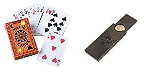 Magic Trick Playing Cards Coin Boxes Toy Party Favor Supplies 36 Piece Set Bundle for 12