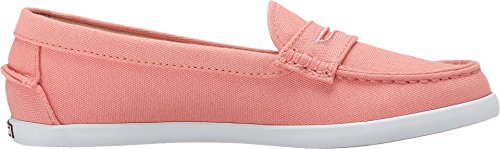 Cole Haan Mujer Pinch Weekender Coral Haze Canvas Loafer 10.5 B (m)