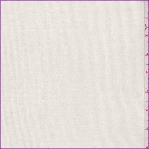 (Ivory Stretch Corduroy, Fabric by The Yard)