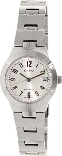 Casio Women's Standard Analog Watch with Date - Watch Ltp Casio Womens