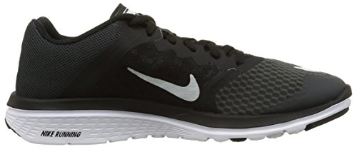 NIKE Womens FS Lite 2 Running-Shoes Anthracite/White/Black U9fS4qiMm