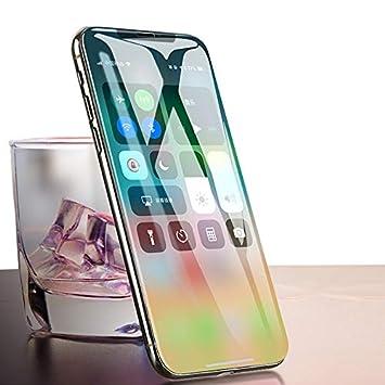 iPhone XS Max Panzerglas Schutzfolie, Bakicey 3 Stück Ultra Clear Panzerglasfolie iPhone XS Plus 9H Härte Displayschutzfolie Display Folie Panzerglasfolie für iPhone XS Max 6,5'' (Schutzfolien) 5'' (Schutzfolien)