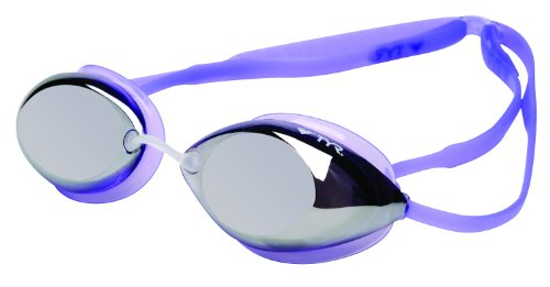 Tyr Tracer Light (TYR Tracer Femme Racing Metallized Goggle (Periwinkle Metallic))