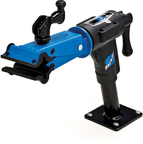 Park Tool PCS-12 Home Mechanic Bench Mount Repair Stand ()