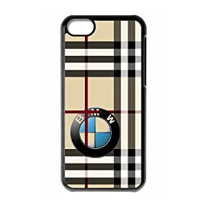 BMW Car Logo For iPhone 5C Custom Cell Phone Case Cover 98II655739