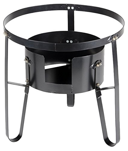 """ATE Pro. USA 93445 2'. BBQ Stand Stove, 19.69"""" Height, 7...."""