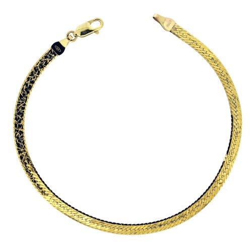 Bracelet - Femme - Or Jaune 375/1000 (9 Cts) 2.93 Gr