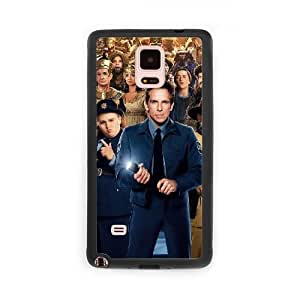 Fashion Style for Samsung Galaxy Note 4 Cell Phone Case Black night at the museum 3 secret of the tomb YIS8142912