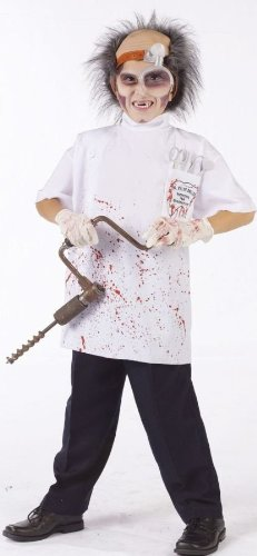 Dr. Killer Driller Teen/Junior Costume - Teen]()