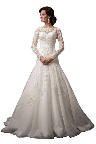 Beautiful Bride Wedding Gown - 2