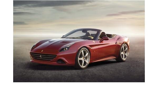 POSTER Ferrari California 24x36