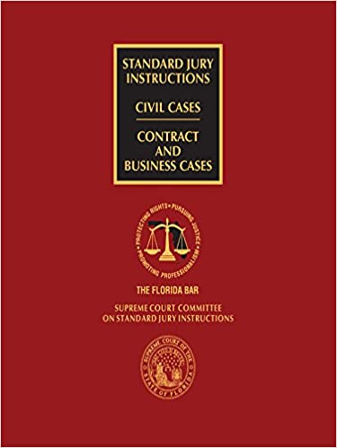Amazon Florida Standard Jury Instructions In Civil Cases