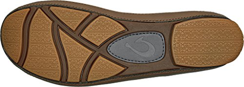OluKai Mano Mens Shoes Mustang/Toffee