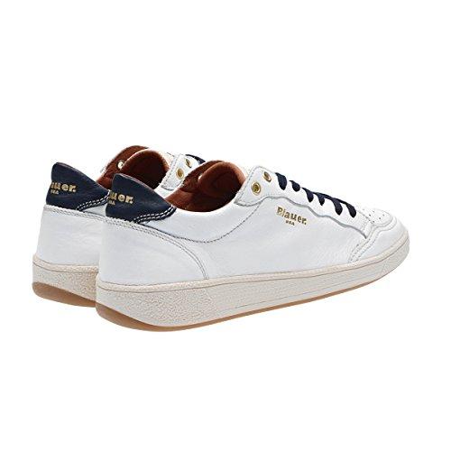 Blauer USA 7SRETROLOW/LEA Sneakers Uomo WHITE 40