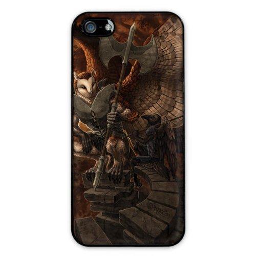 Diabloskinz H0081-0012-0005 The Sea Wardens Schutzhülle für Apple iPhone 5/5S