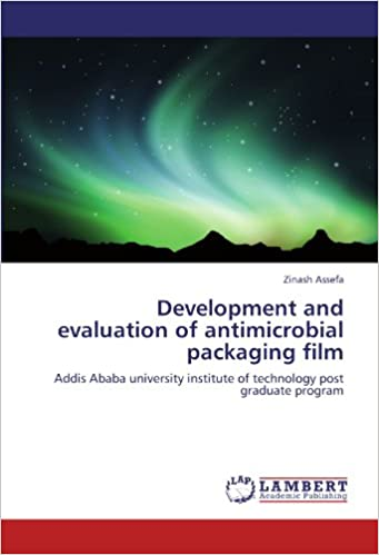 Development and evaluation of antimicrobial packaging film